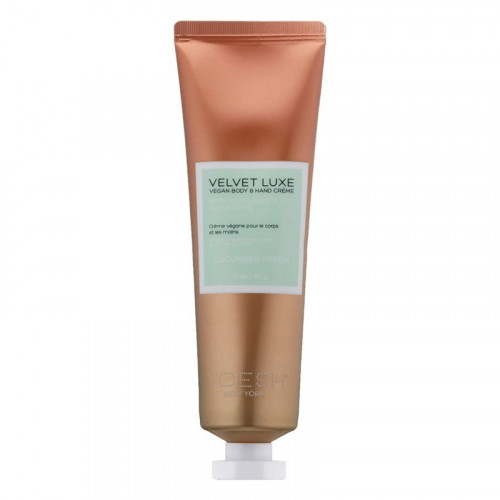 VOESH Velvet Luxe Cucumber Fresh Vegan Body&Hand Cream 85g