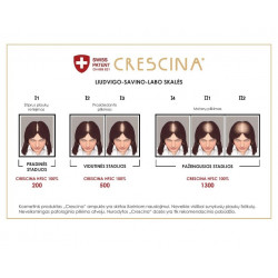 Crescina Transdermic Technology Complete Treatment 1300 Woman 40amp. (20+20)