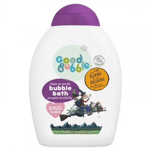 Good Bubble Super Bubbly Bubble Bath with Pumpkin and Wild Lily 400ml