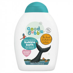 Good Bubble Super Bubbly Bubble Bath with Lotus Flower and Sea Mineral 400ml