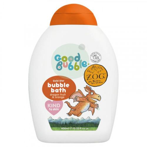 Good Bubble Super Bubbly Bubble Bath with Dragon Fruit and Orange 400ml