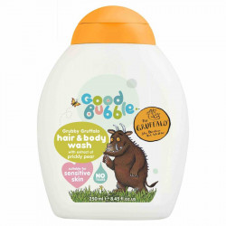Good Bubble Hair & Body Wash with Prickly Pear Extract 250ml