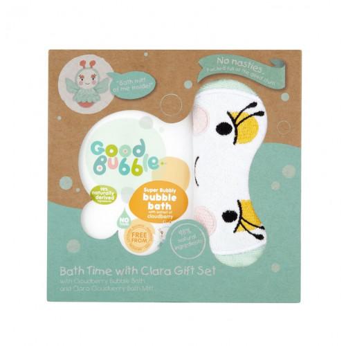 Good Bubble Bath Time with Clara Gift Set Set