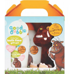 Good Bubble Gruffalo Prickly Pear Bath Time Gift Set 250ml+100ml