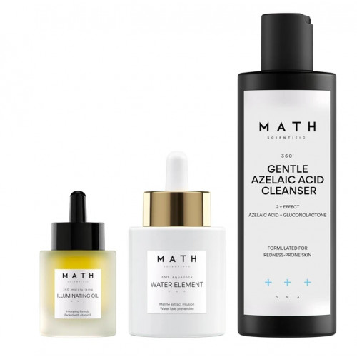 Math Scientific Set for Extremely Dry Skin