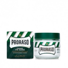 Proraso Green Pre-Shaving Cream 100ml