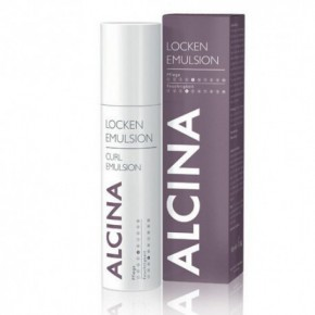 Alcina Curly Hair Emulsion 100ml