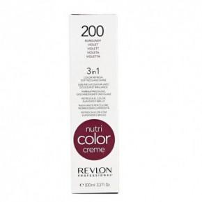 Revlon Professional Nutri Color Creme 200 Burgundy Violet 100ml
