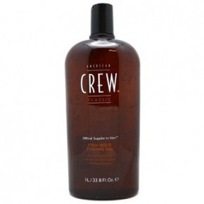 American Crew Firm Hold Hair Styling Gel 250ml