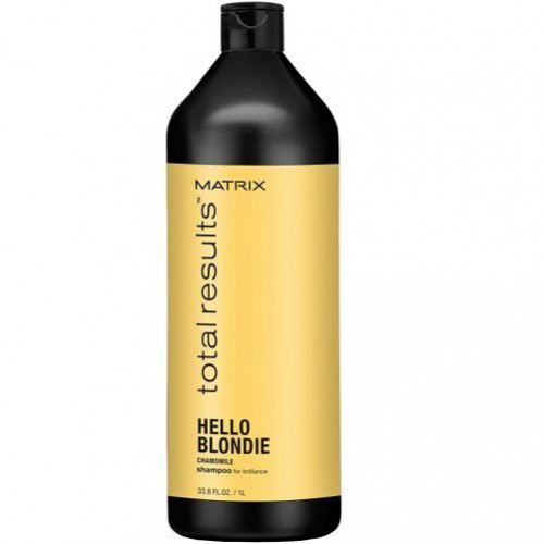 Matrix Hello Blondie Hair Shampoo 300ml