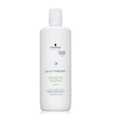Schwarzkopf BC Scalp Therapy Sensitive Soothe Shampoo 200ml