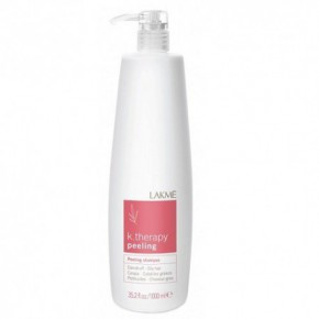 Lakme K.Therapy Peeling Anti-Dandruff Oily Hair Shampoo 1000ml