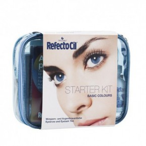 RefectoCil Starter Kit Basic for dyeing brows and lashes