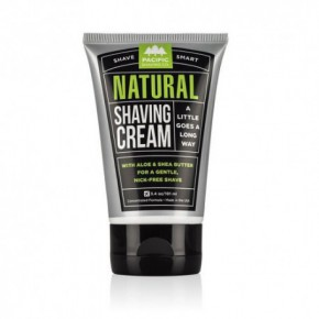 Pacific Natural Shaving Cream 101ml