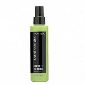 Matrix Rock It Texture Sea Salt Hair Spray 125ml
