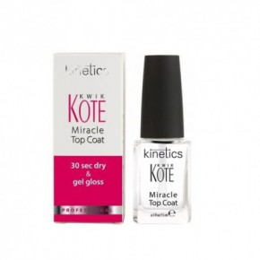 Kinetics Kwik Kote Miracle Nail Top Coat 15ml