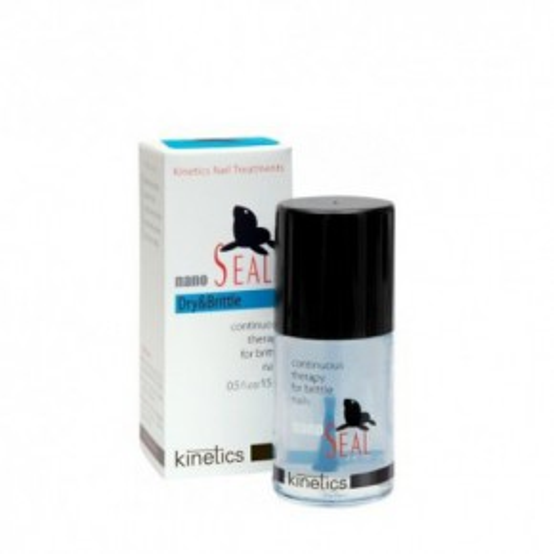 Kinetics Nano Seal Dry & Brittle Nail Treatment 15ml