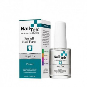 Nail Tek Step One Priming Nail Coat 15ml