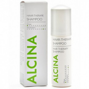 Alcina Strengthening Therapy Hair Shampoo 150ml