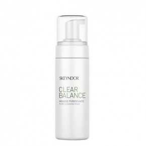 Skeyndor Clear Balance Pure Cleansing Face Foam 150ml