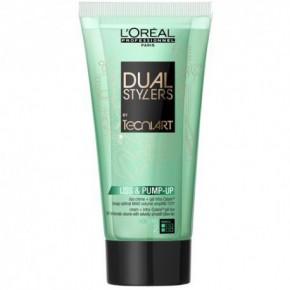 L'Oréal Professionnel Tecni.Art Dual Stylers Liss & Pump-up Cream (2) 170ml