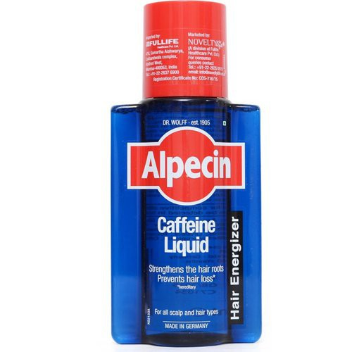 Alpecin Caffeine Anti-Hair Loss Liquid 200ml