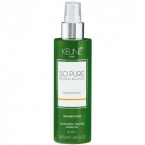 Keune So Pure Natural Balance Texture Hair Spray 200ml