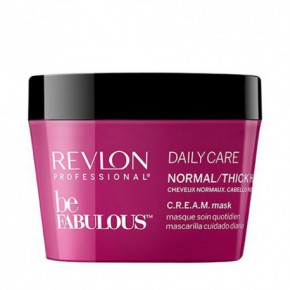 Revlon Professional Be Fabulous Daily Care Normal C.R.E.A.M. Mask 200ml