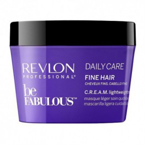 Revlon Professional Be Fabulous Daily Care Fine C.R.E.A.M. Mask 200ml