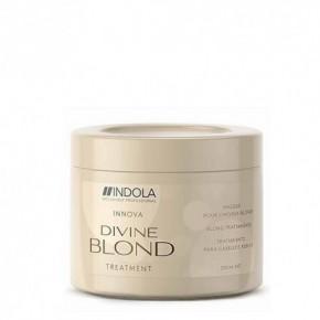 Indola Innova Divine Blond Hair Treatment 200ml