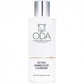ODA Active Face Cleanser With Amber Acid 200ml