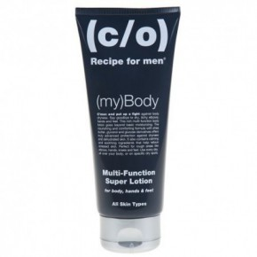 C/O Recipe For Men Multi-Function Super Lotion for Body, Hands & Feet 200ml