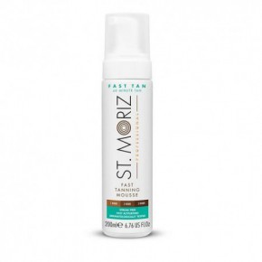 St.Moriz Fast Tanning Express Mousse 200ml