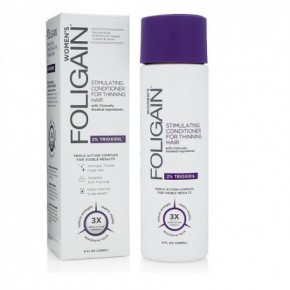 Foligain Stimulating Hair Conditioner for Thinning Hair with 2% Trioxidil 236ml