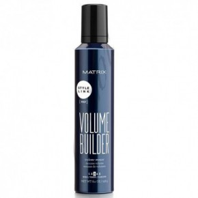 Matrix Style Link Volume Builder Hair Mousse 250ml