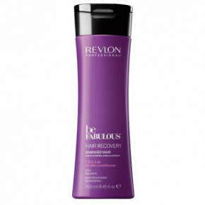 Revlon Professional Be Fabulous Hair Recovery C.R.E.A.M. Keratin Conditioner 250ml