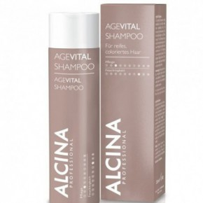 Alcina AgeVital Coloured Mature Hair Shampoo 250ml
