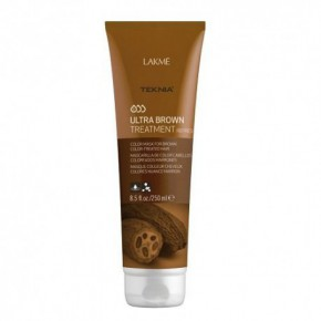 Lakme Teknia Ultra Brown Colour-Treated Hair Treatment 250ml