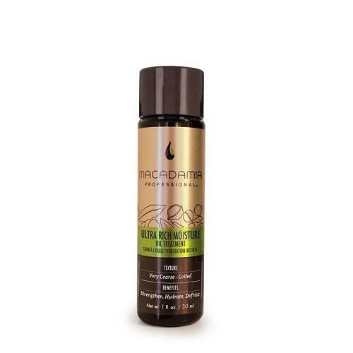 Macadamia Ultra Rich Moisture Oil Hair Treatment 125ml