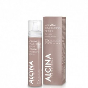 Alcina AgeVital Coloured Mature Hair Energy Serum 30ml