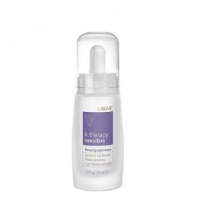 Lakme K.Therapy Sensitive Relaxing Hair Night Drops Lotion 30ml