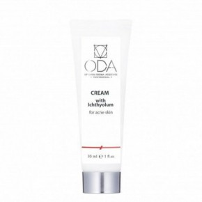 ODA Face Cream With Ichthyol for acne skin (local use) 30ml