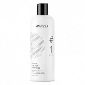 Indola Innova Color Silver Hair Shampoo 300ml