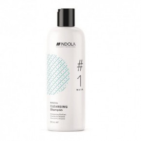 Indola Innova Specialists Cleansing Hair Shampoo 300ml