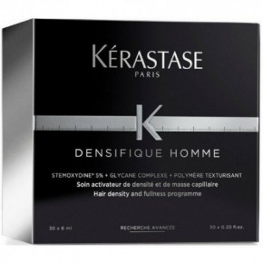 Kerastase Densifique Homme Anti-Hair Thinning Treatment 30x6ml
