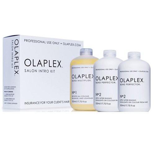 Olaplex Salon Intro Kit + Multiplier No.1 + Perfector No.2 (2) 3x525ml
