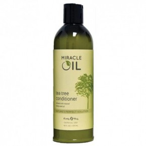 Marrakesh Miracle Oil Tea Tree Hair Conditioner 473 ml
