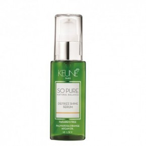 Keune So Pure Defrizz Hair Serum 50ml