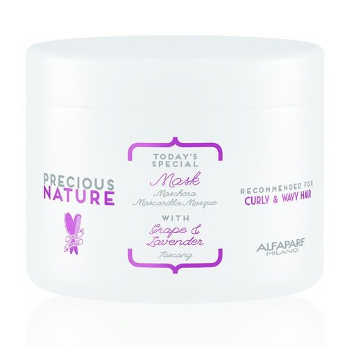 AlfaParf Milano Precious Nature Curly & Wavy Hair Mask 200ml