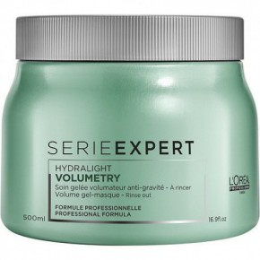 L'Oréal Professionnel Volumetry Hydralight Hair Gel-Masque 500ml